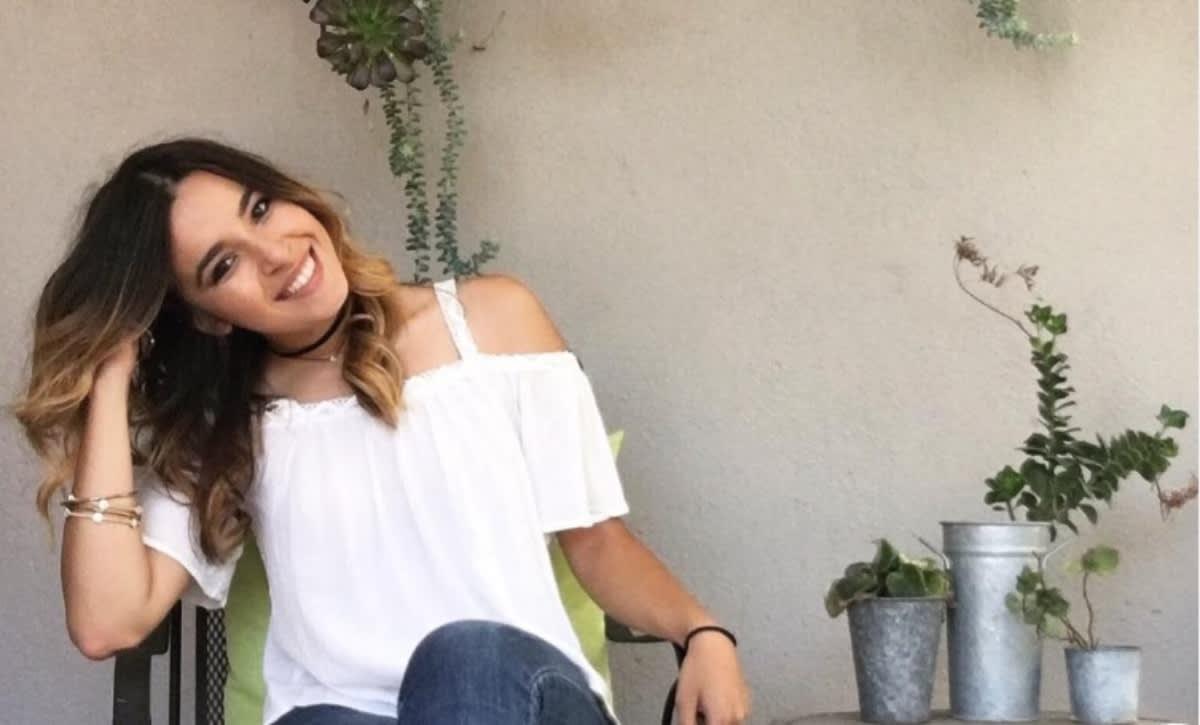 Hija de Juan Rivera impacta con su belleza cautivando a sus seguidores (FOTO)