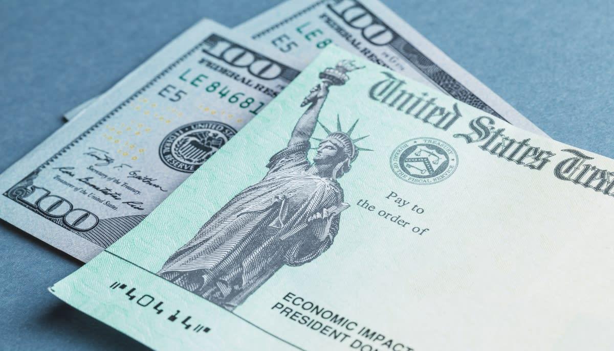 Pago promedio del tercer cheque sería de $2,273 dólares por familia
