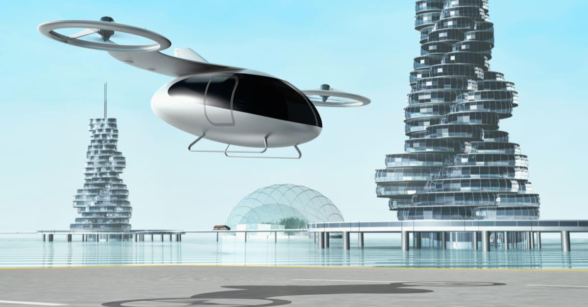 Abren primer aeropuerto para autos voladores en UK