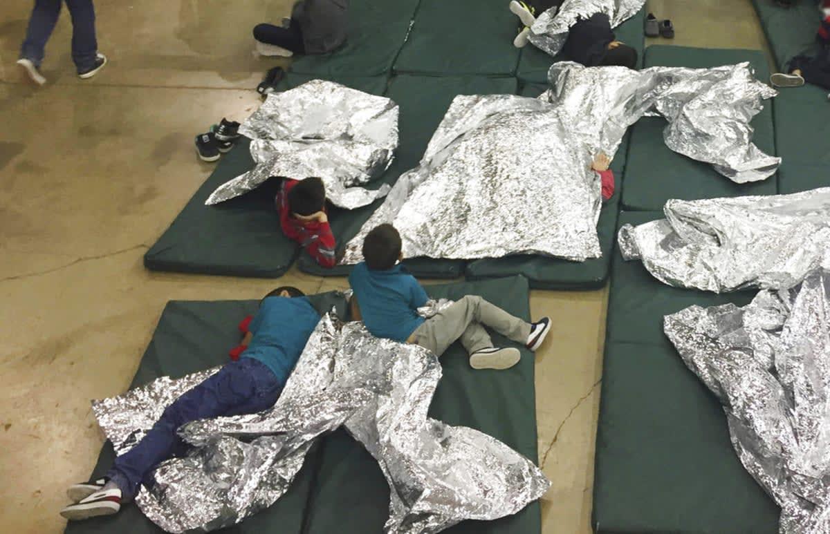 ¡Ultimátum! Unicef reclama a EEUU un nuevo enfoque de atención a los niños migrantes