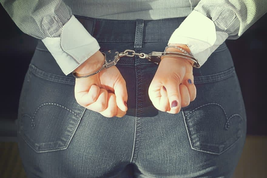 Guardia de penal tuvo relaciones sexuales con recluso para cumplir fantasía (FOTOS)