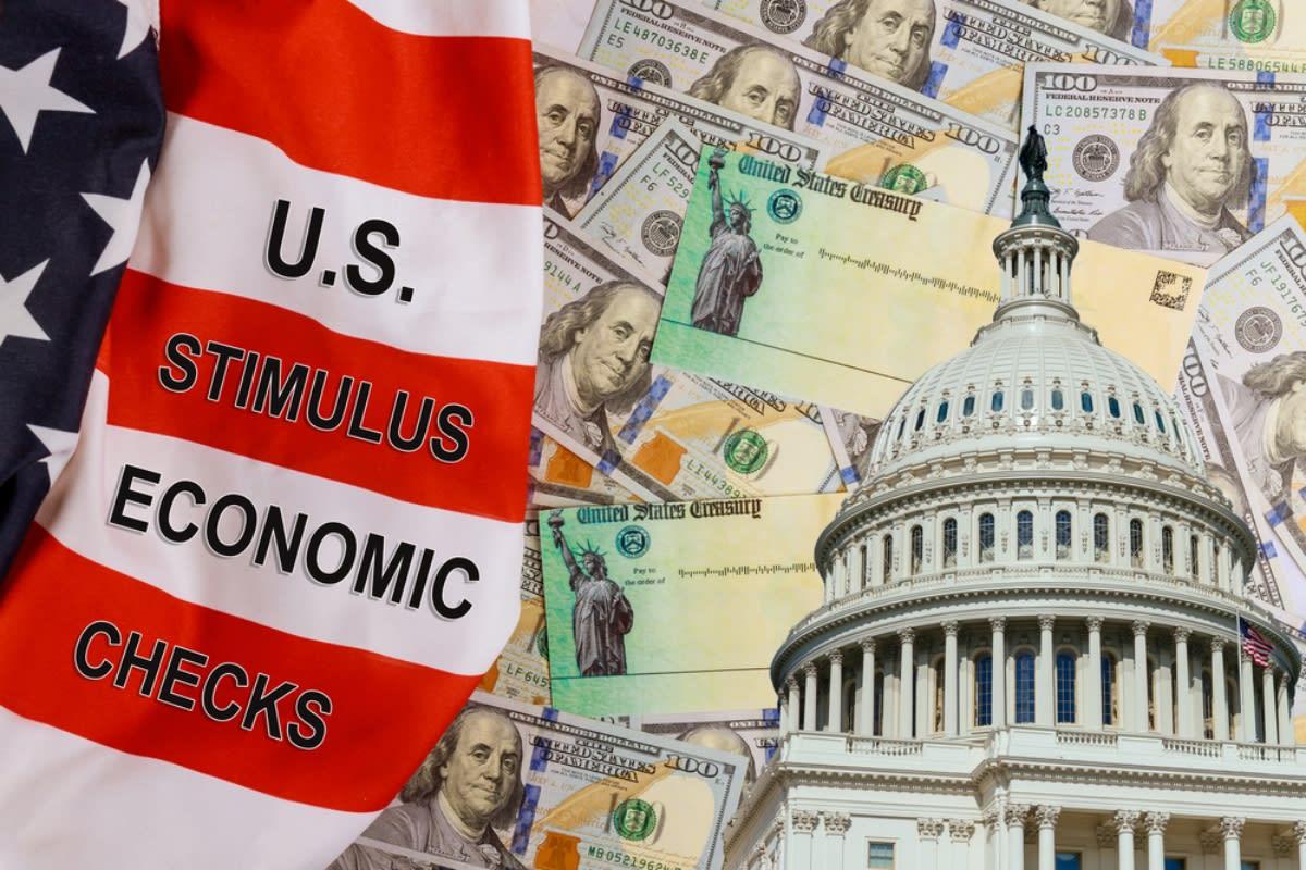 Nueva ronda de cheques de $1,400 incluye pagos 'plus-up' para quienes califiquen