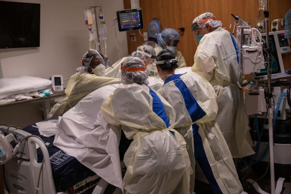 Paciente cardíaco muere tras ser rechazado en 43 hospitales con UCI saturadas