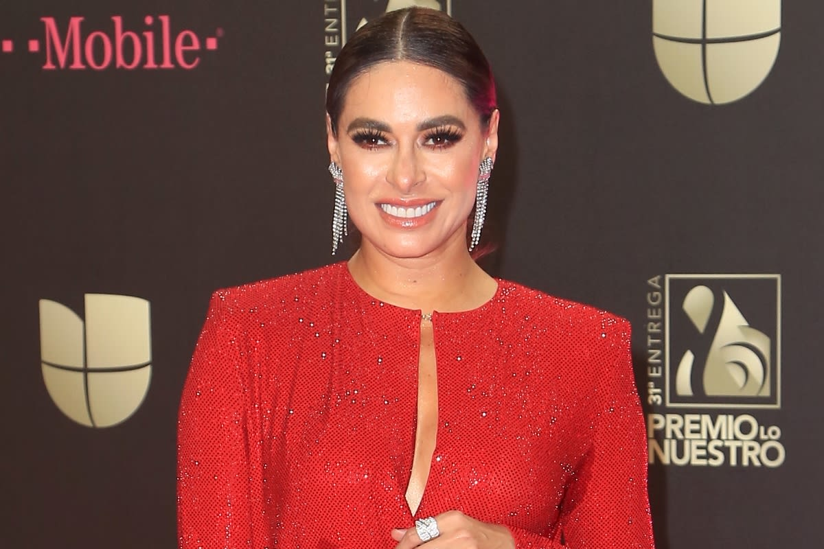 They assure that Galilea Montijo is in delicate health