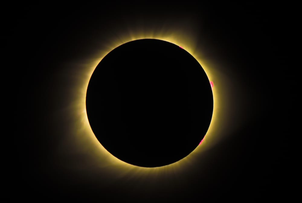 Triple fenómeno natural este 26 de mayo: eclipse total, luna de sangre y superluna