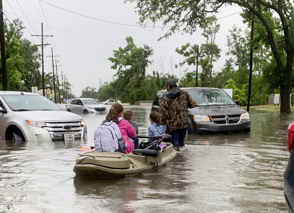 FLOOD EMERGENCY
