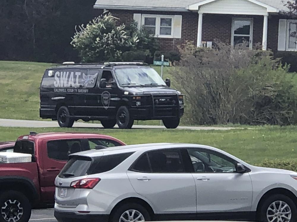 cinco muertos en Carolina del Norte