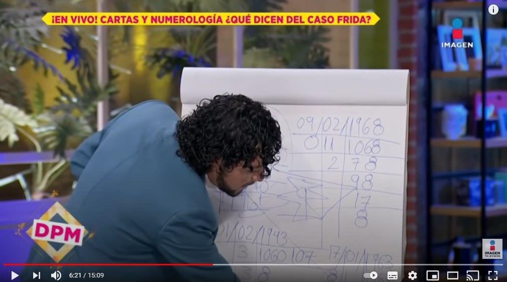 Numerólogo Alejandro Fernando predice futuro familia Guzmán 5