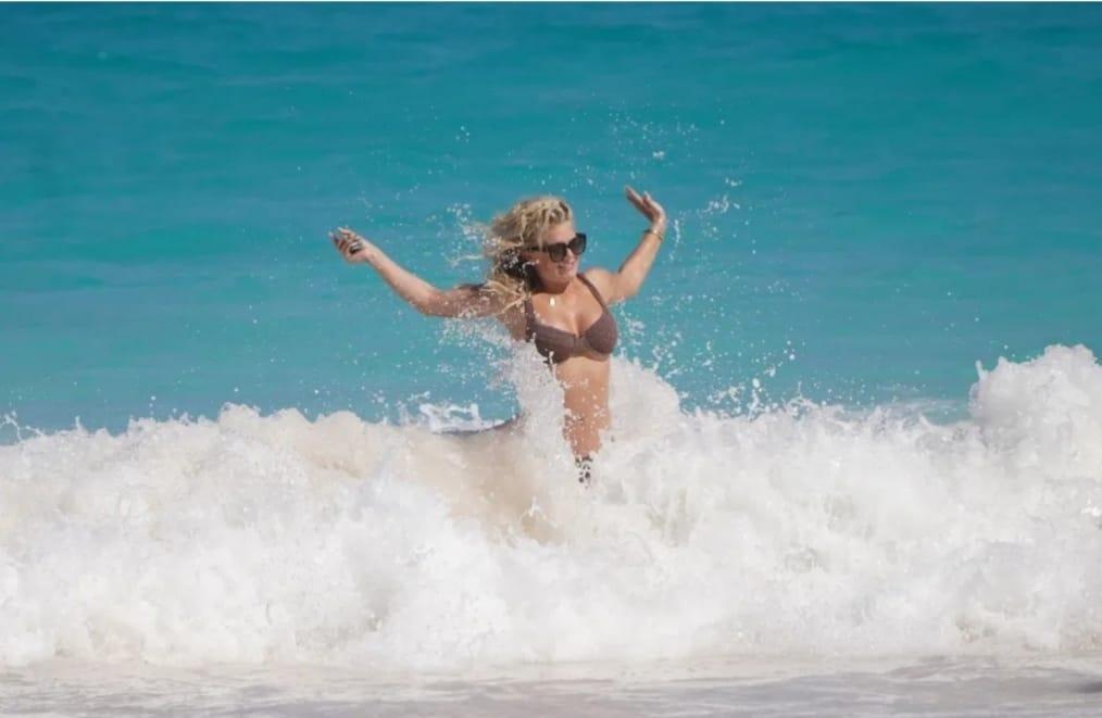 Madison Lecroy bikini