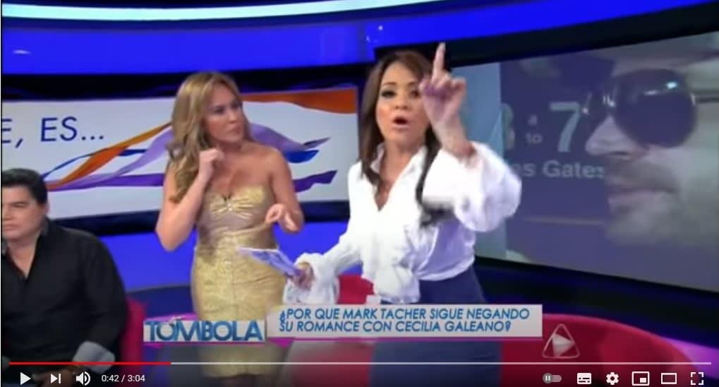 Carolina Veneno Sandoval pelea Tanya Charry 5