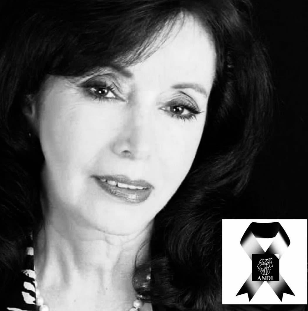 Luto en el medio artístico de México tras la muerte de la actriz Sara Monar por coronavirus