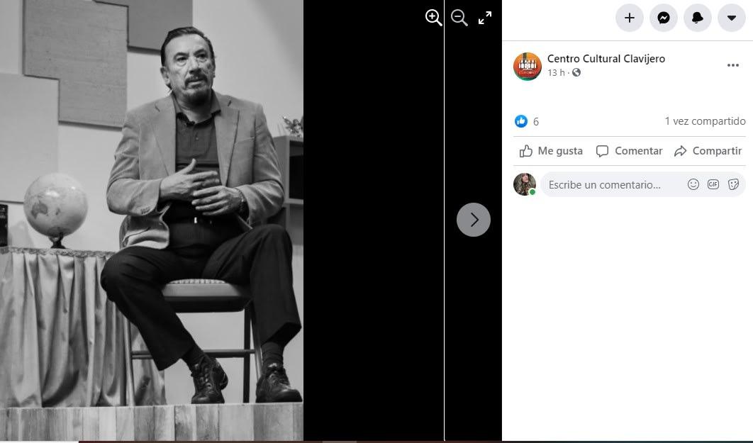 Fallece el primer actor Manuel Guízar