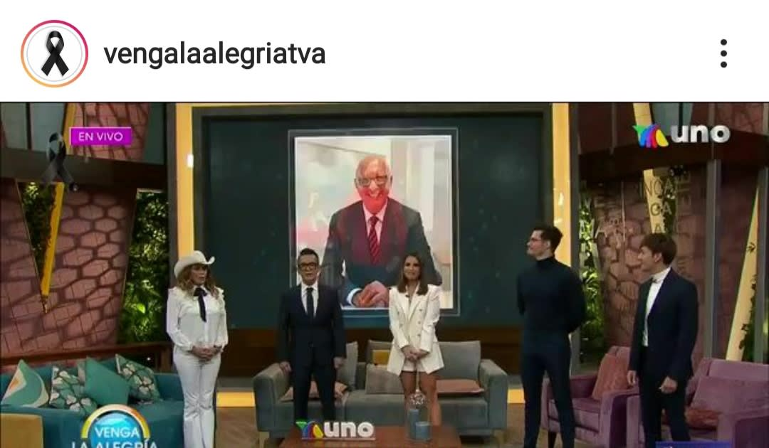 Tras padecer coronavirus, muere Alberto Ciurana, jefe de contenidos de TV Azteca