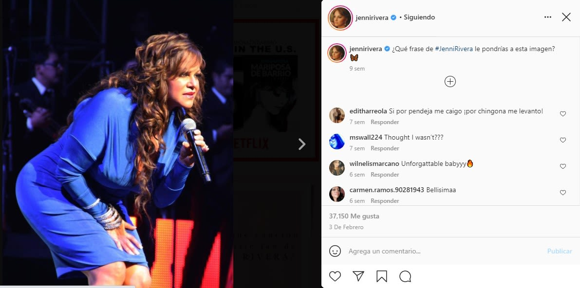 Se filtra video de Jenni Rivera como nunca: Bailando muy feliz con Esteban Loaiza