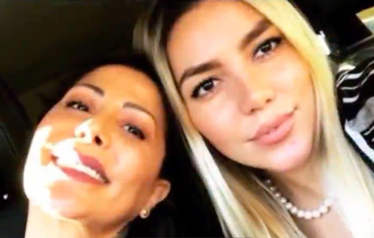 La hija de Alejandra Guzmán le tiene resentimiento (IG)
