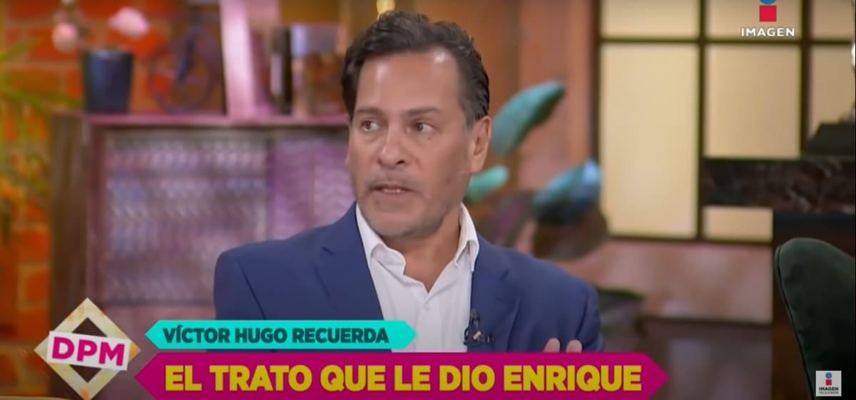 The day Enrique Guzmán threatened a journalist with a gun