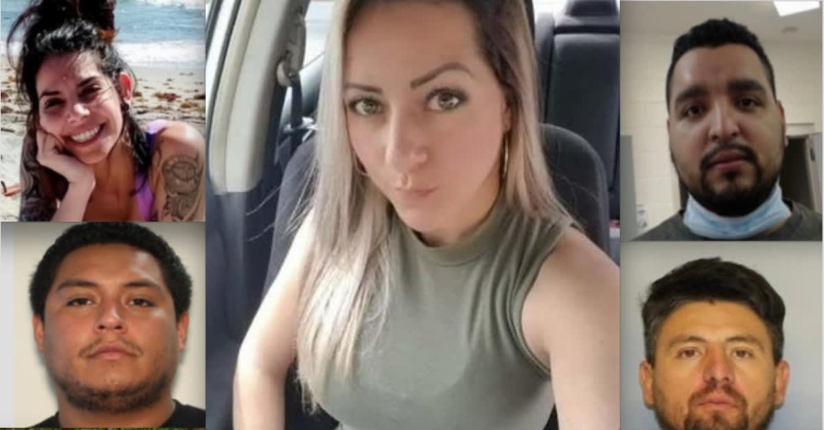 Sospechosos muerte Rossana Delgado