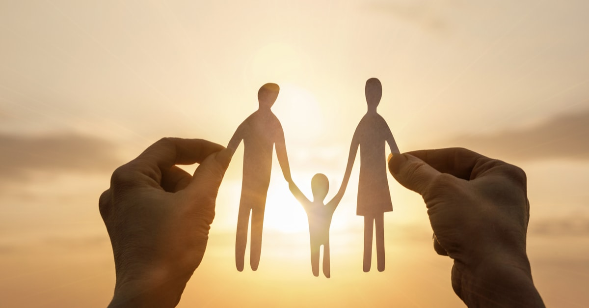 The concept of support and protection of the family.