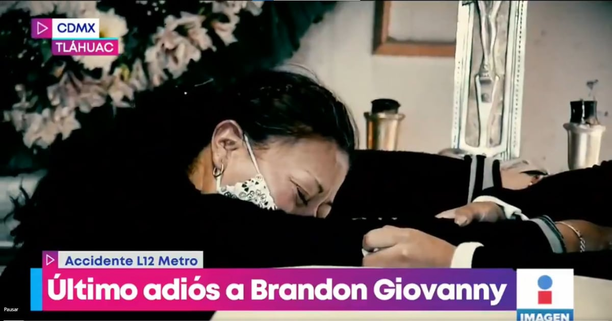 """""""They killed him. Nothing returns my son to me""""says Brandon Giovanny's mother"""