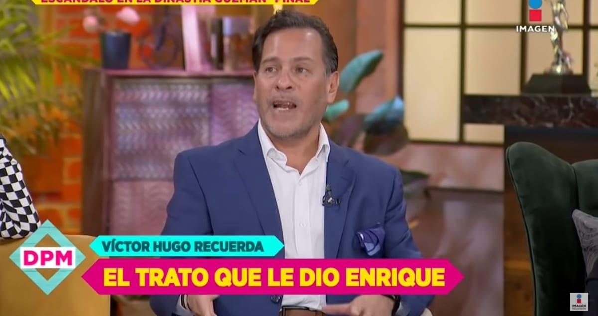 El día que Enrique Guzmán amenazó con pistola a periodista