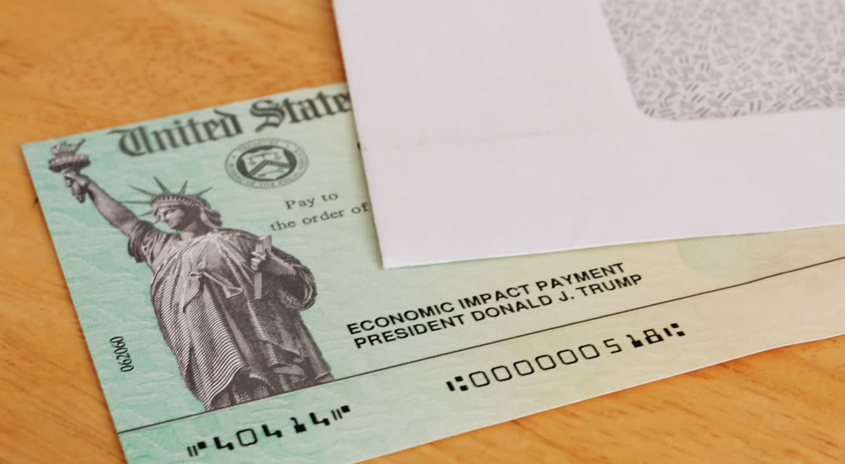 IRS released some 24 million direct deposit checks on April 7