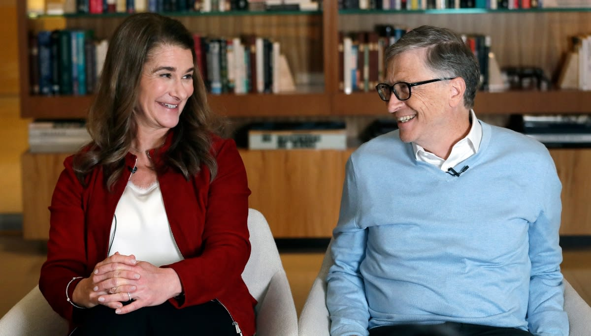 Melinda y Bill Gates anuncian su divorcio tras 27 años de matrimonio