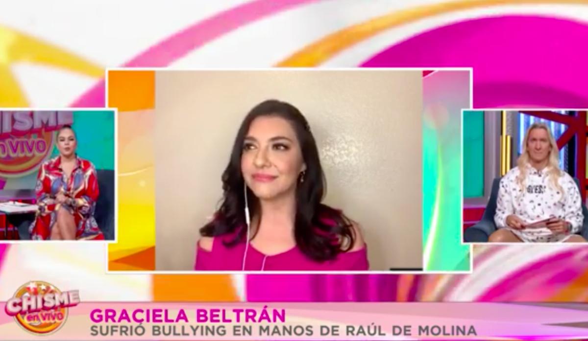 La cantante denuncia a Raúl de Molina