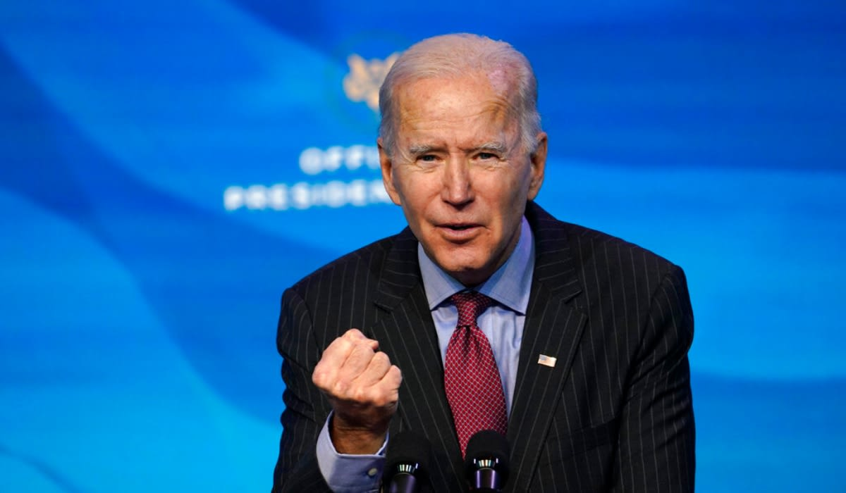 Biden extendió moratoria