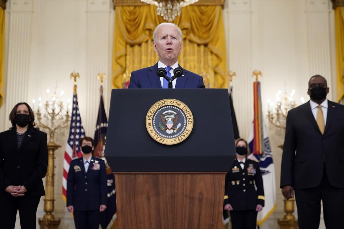 Biden prensa, reelección, presidente