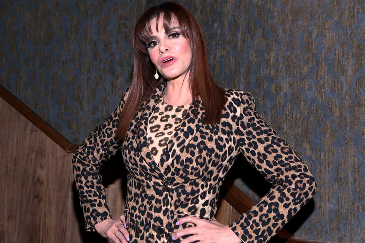 Lucía Méndez anuncia entrevista con Frida Sofía en el estreno de su programa