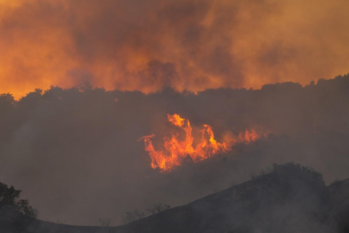 Fuego en Pacific Palisades marca inicio de temporada de incendios en California