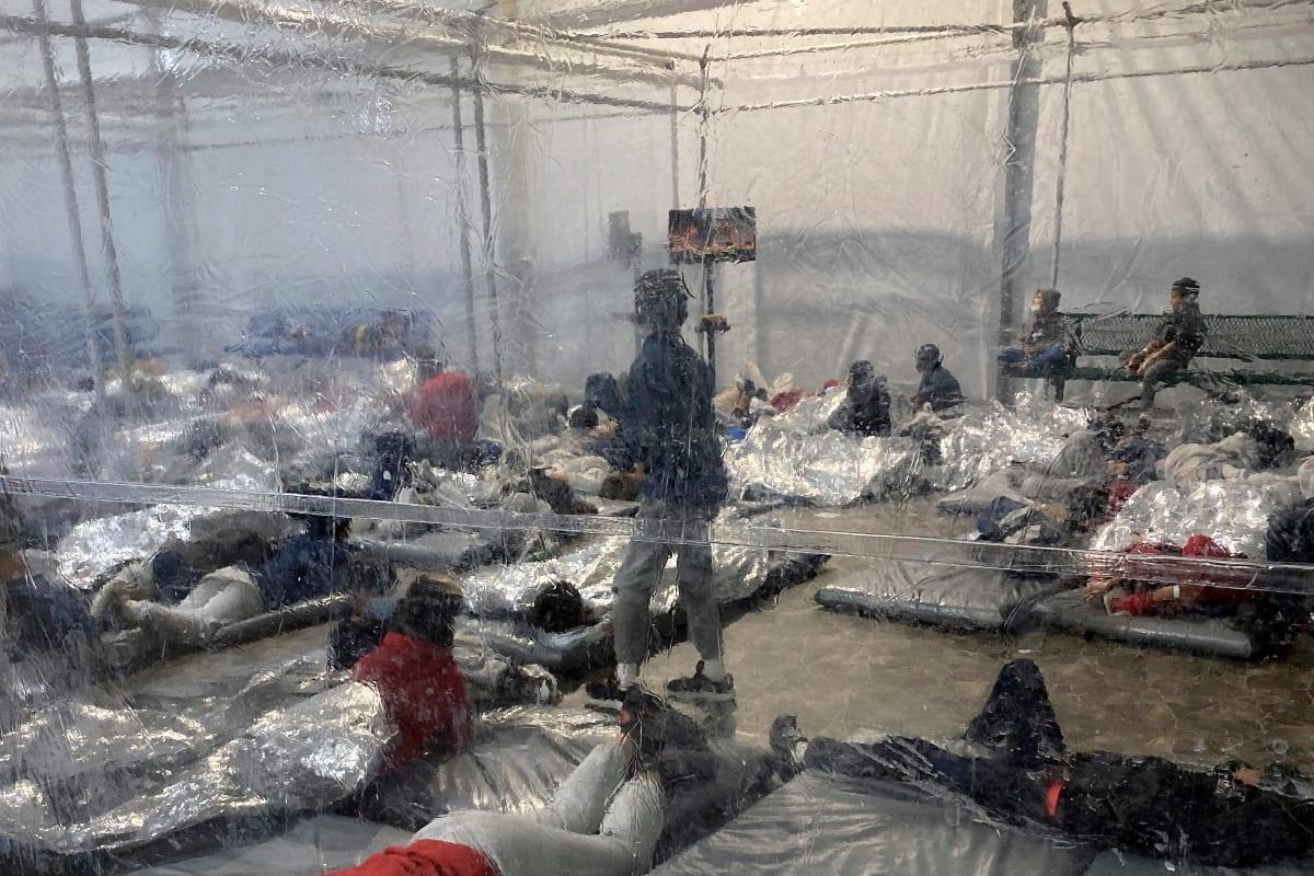CBP Biden, Patrulla Fronteriza, Inmigrantes, Frontera