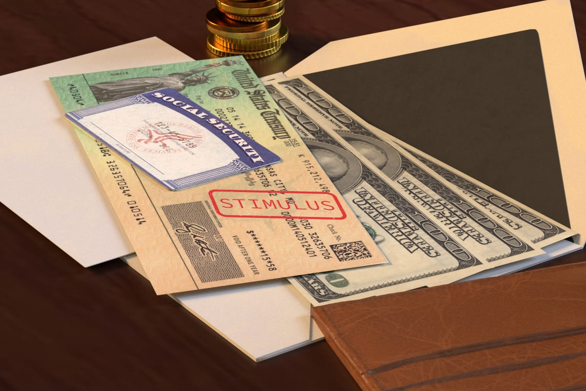Missing checks, Social Security, IRS