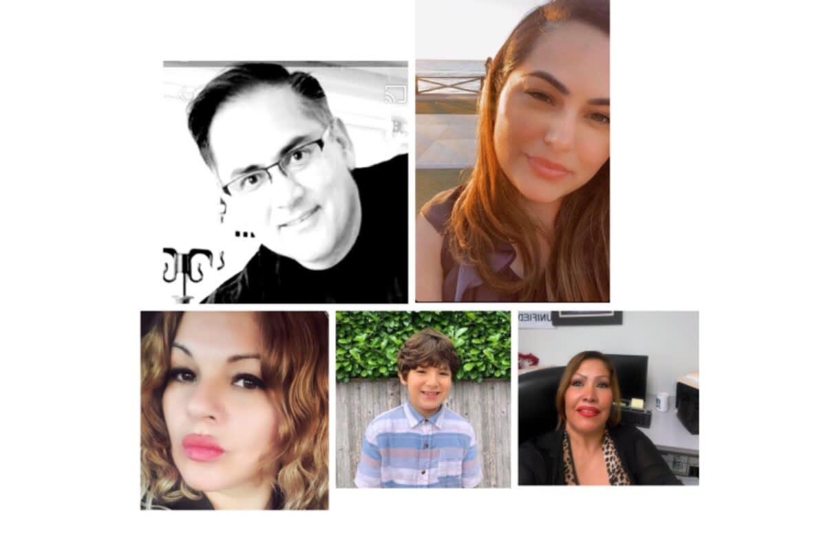 Víctimas Tiroteo Orange, California, Aminadab Gaxiola González