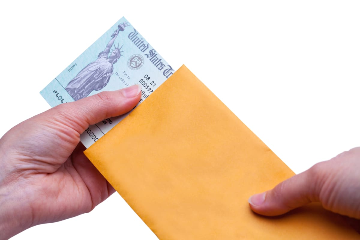 IRS requisitos cheques