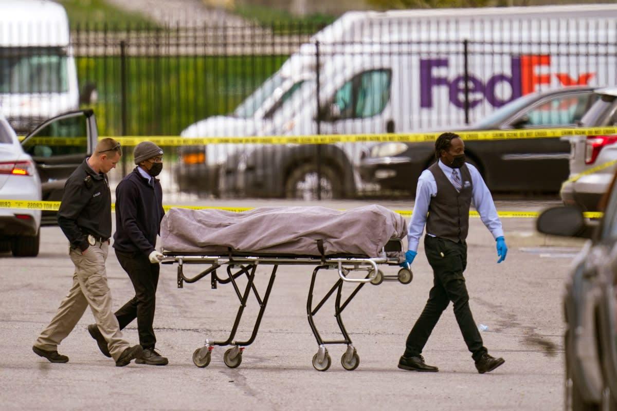 autor del tiroteo en FedEx