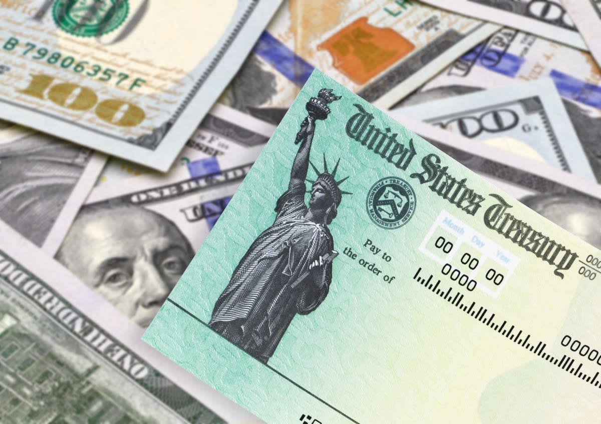Cuarto cheque IRS pagos