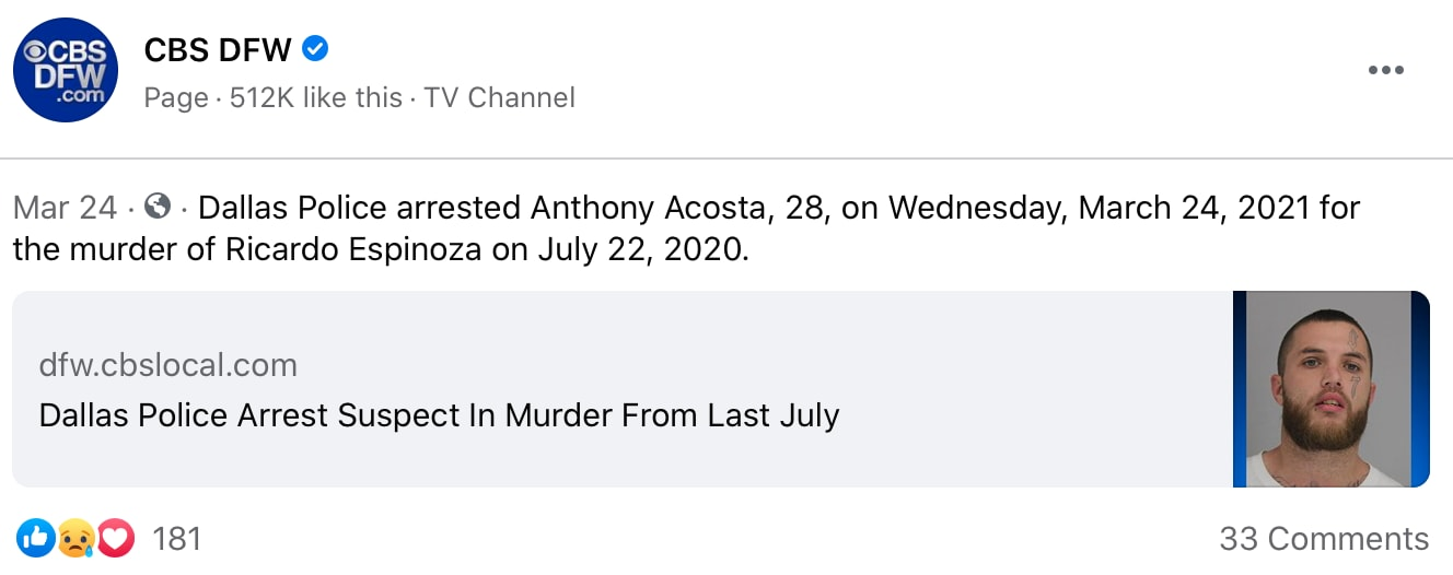 Anthony Acosta