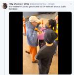 Escándalo en Walmart: cliente es expulsado por no usar mascarilla