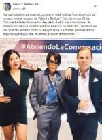 Alfredo Palacios estilista muerte estilista de las estrellas