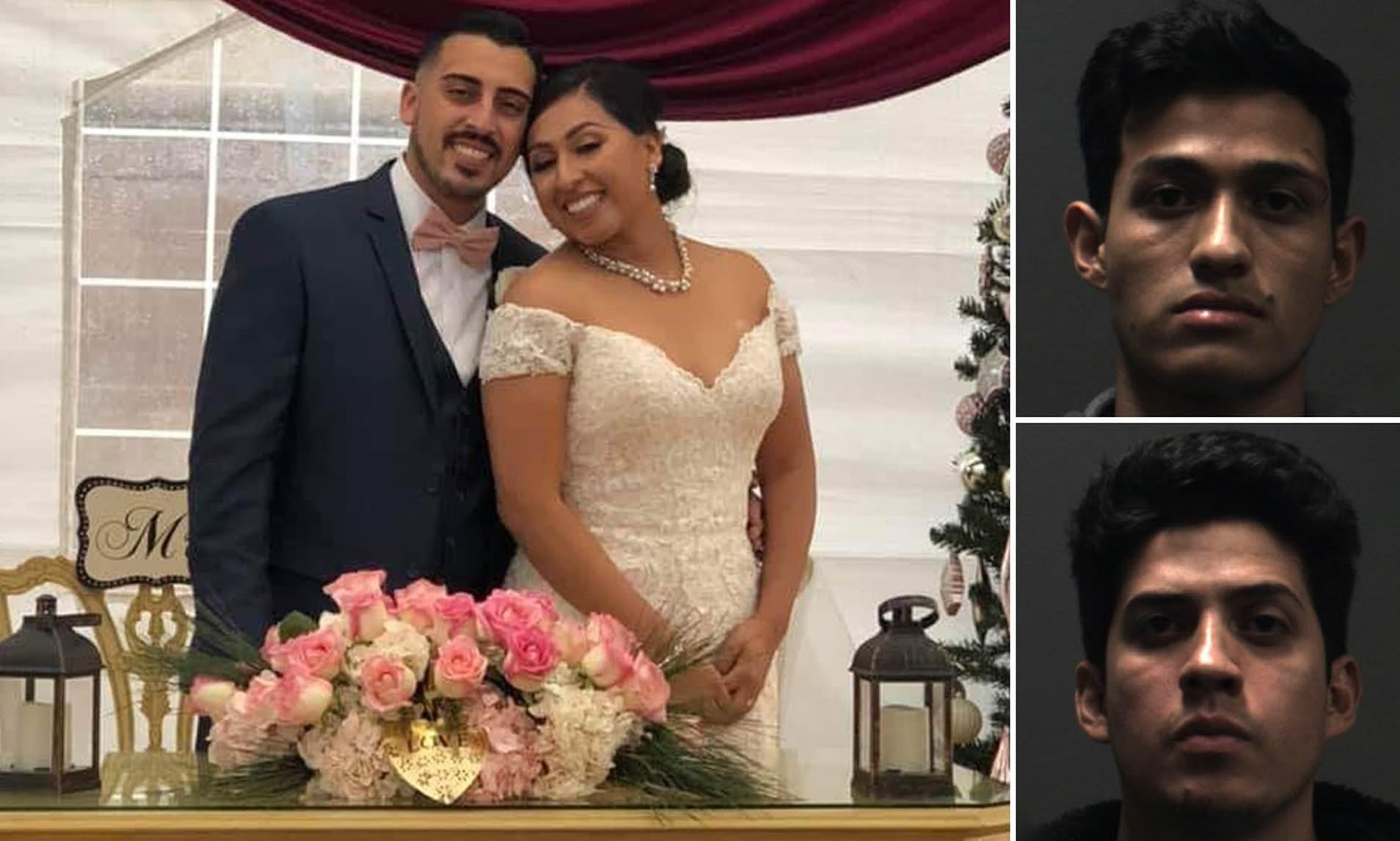 Crónica boda asesinan novio