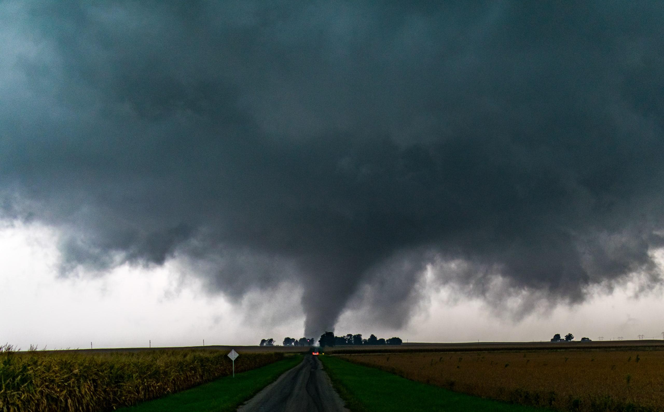 Tornados Estados Unidos