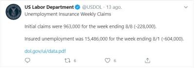 desempleo menos de un millón