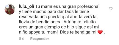 Justo cuando despiden a María Celeste de Telemundo, su hijo destapa secreto de su vida Adrián Arvesu