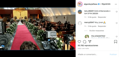 Iglesia boda (IG)
