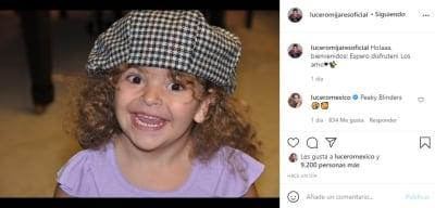 Hija Lucero Mijares Instagram
