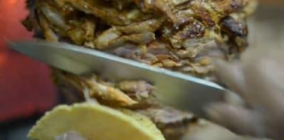 Tacos-de-puerco-platillo-México