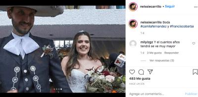 esposo Camila Fernández (Instagram)