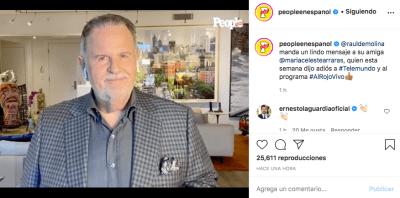 Raúl de Molina (Instagram People en español)