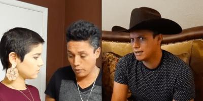 El Charro y Mayrita video